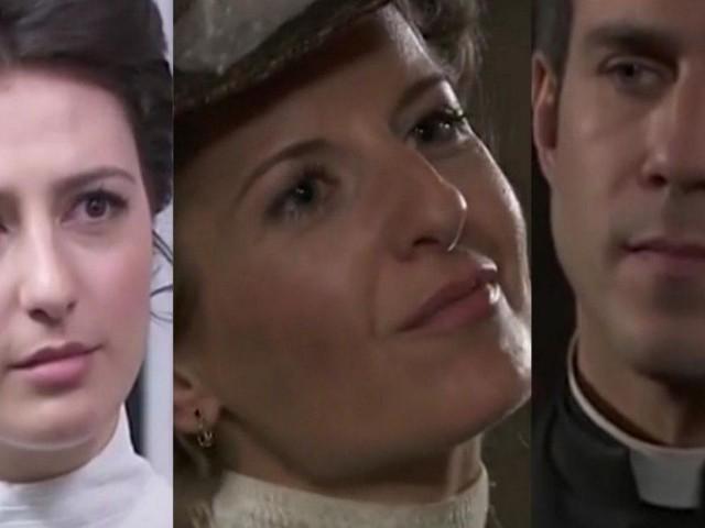 Una Vita, trame al 15 novembre: Lucia testimonia contro Martinez, Ursula conosce Raul