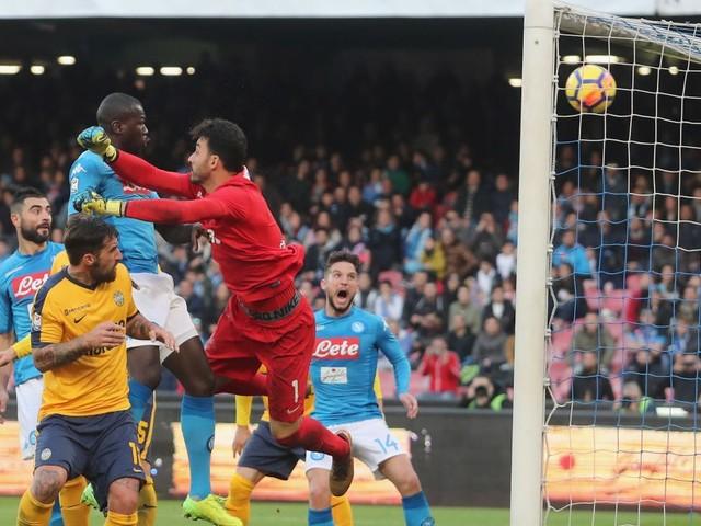 Napoli Hellas Verona, dove vedere la partita in tv e streaming