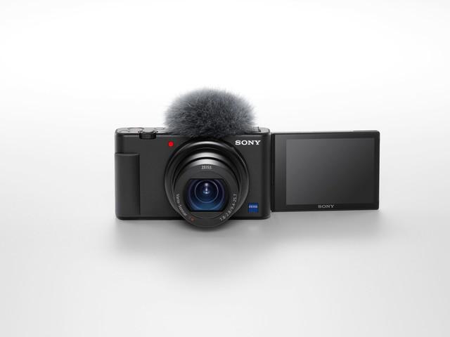 Sony presenta la Content Creator Camera ZV-1, pensata per gli youtubers