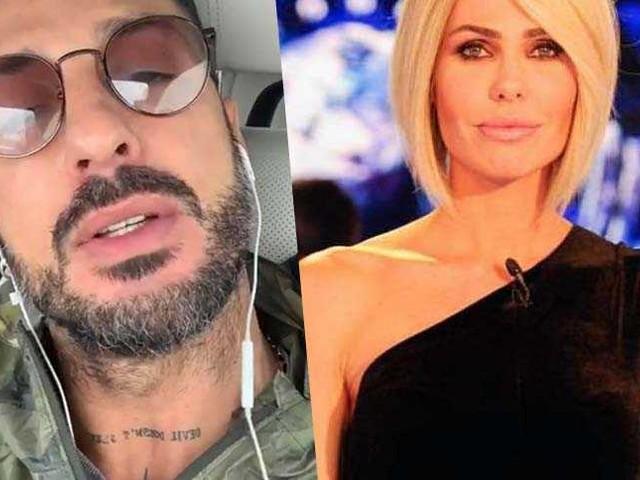 Fabrizio Corona e Ilary Blasi continuano a provocarsi a distanza (VIDEO)
