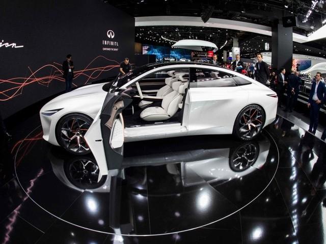 Infiniti, nuovo protagonista sul pianeta delle auto elettriche