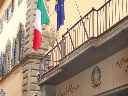 Prato: si alla manifestazione di Forza nuova. Proteste e presidio delle sinistre