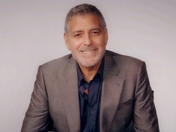 """Oggi George Clooney festeggia i suoi 60 anni con positività: """"Meglio che essere morto"""""""