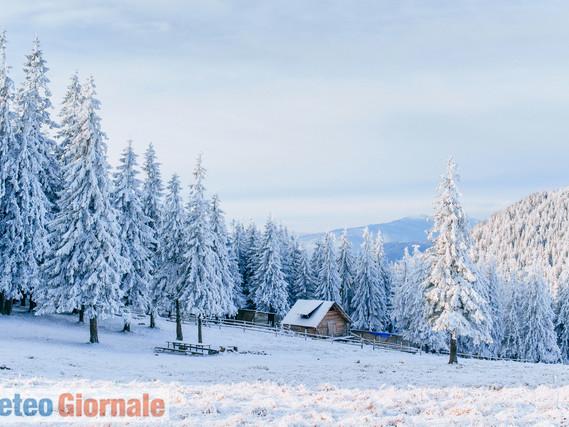 Grandi quantità di neve sulle Alpi, meteo ancora nevoso nei prossimi giorni