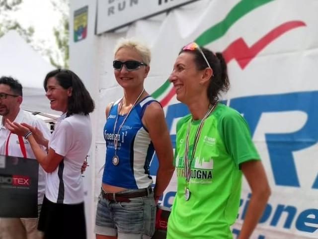 Triathlon, la faentina Gessica Sarti vince il Campionato regionale M2