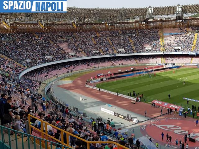 In vendita i tagliandi per Napoli-Sassuolo, cifre e dettagli