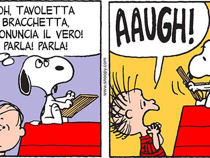 Peanuts 2017 dicembre 30