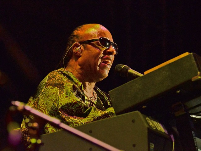 "Stevie Wonder: ""Mi trasferisco in Ghana"""