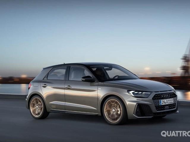 Audi - Via agli ordini per l'A1 Sportback, prezzi da 22.500 euro
