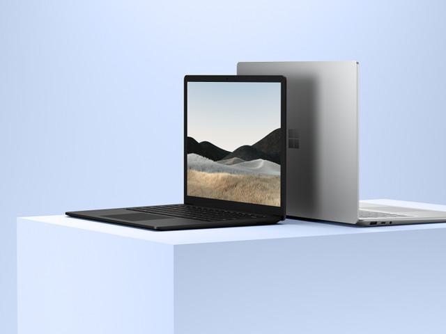 Microsoft svela il nuovo Surface Laptop 4