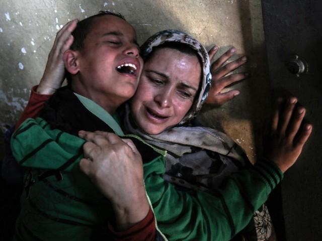 Medioriente, attacchi israeliani a Gaza dopo il lancio di razzi
