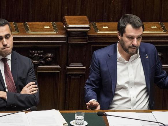 Salvini-Di Maio mai così vicini al punto di non ritorno