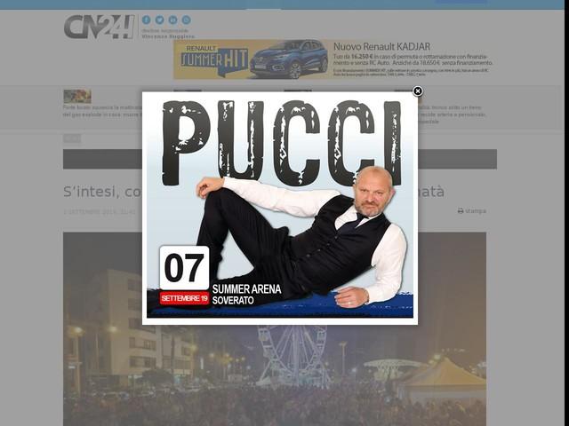 S'intesi, coalizione a sostegno del sindaco Falcomatà