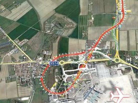 Bretella ferroviaria per l'aeroporto Marco Polo di Venezia: tunnel più corto, stazione più piccola ma niente alta velocità