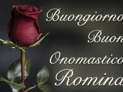 Onomastico Romina: frasi di auguri e significato del nome Romina
