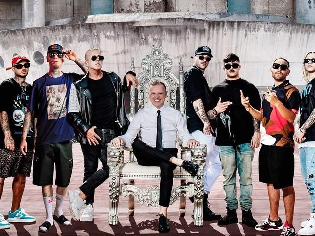 Buongiorno è il nuovo album di Gigi D'Alessio: God Save the King Gigi