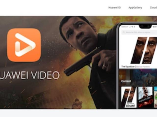 Disponibile in 25 Paesi Huawei Video: contenuti e costi in Italia
