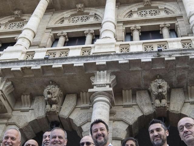 Riforme, Meloni e Salvini vogliono l'elezione diretta del Capo dello Stato