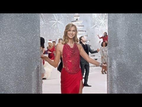 Canzone pubblicità Swarovski Natale 2017 modella