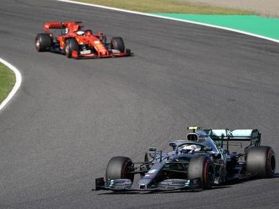 Formula 1, Suzuka: Bottas vince davanti a Vettel e Hamilton. Alla Mercedes il mondiale costruttori