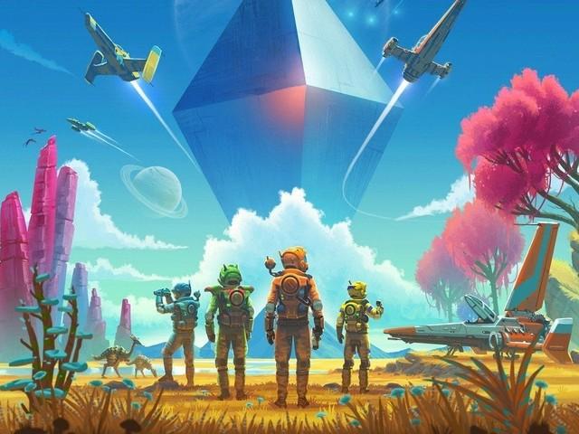 È tutto vero: No Man's Sky diventerà un gioco VR in estate (video)