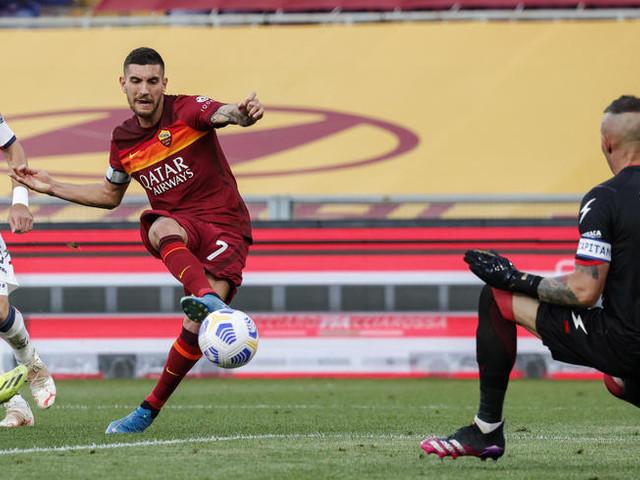 Serie A: Roma-Crotone 5-0
