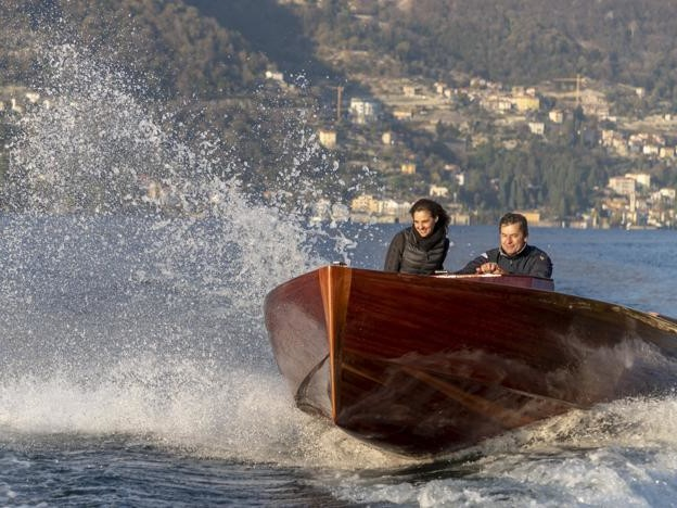 Salone Nautico di Genova. L'evoluzione elettrica del Cantiere Ernesto Riva