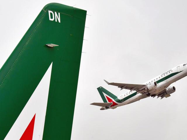 Alitalia, cresce la soddisfazione dei passeggeri