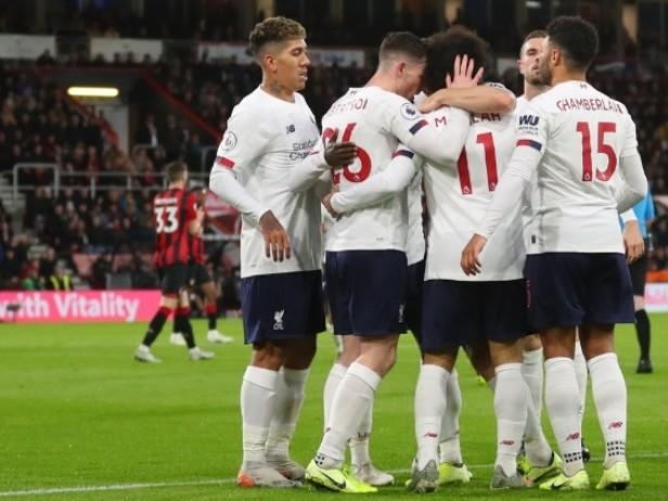 Premier League: Liverpool passa a Bournemouth, riscatto Tottenham con il Burnley