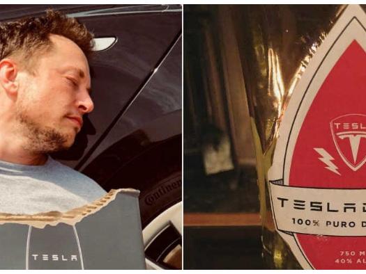 Elon Musk vuole davvero lanciare la tequila di Tesla