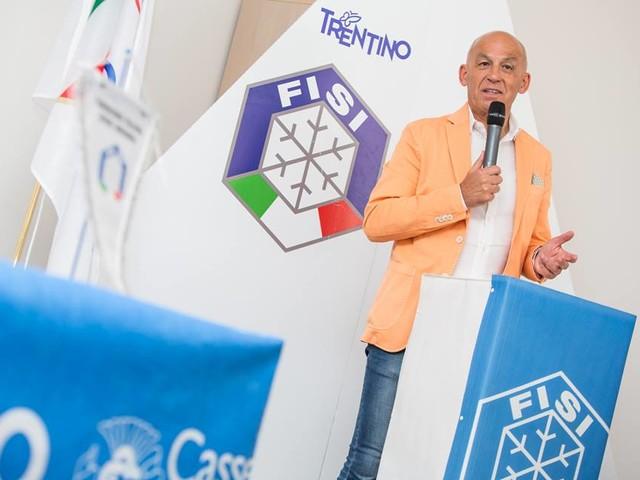 Olimpiadi invernali 2026 Mellarini (Fisi) ricorda l'iter «Idea mia e di Ugo Rossi»
