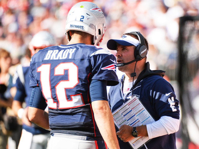 Josh McDaniels Goes Deep On State Of Patriots Offense