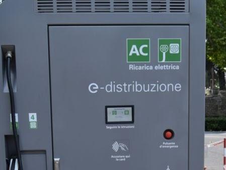 In Piemonte, distributori di benzina solo se con colonnine di ricarica per auto elettriche