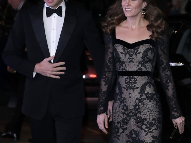 Kate Middleton e il principe Harry, due genitori a confronto