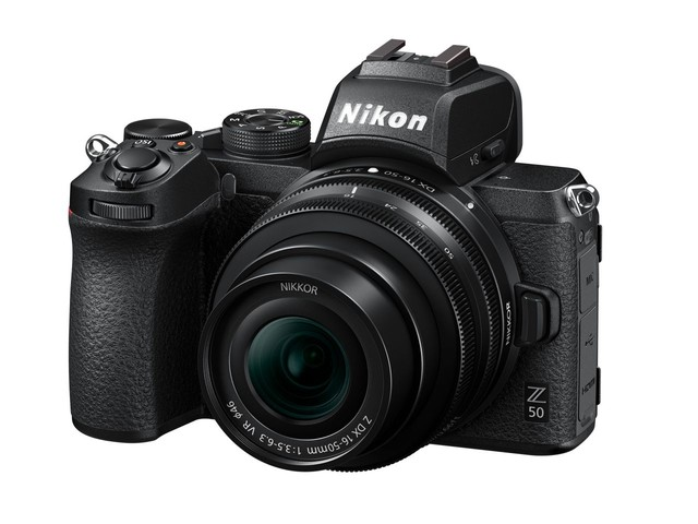Svelata la Nikon Z50: la prima mirrorless APS-C/DX economica con Z-mount