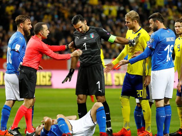 Gli Azzurri con la Svezia si giocano la faccia e 100 milioni di euro