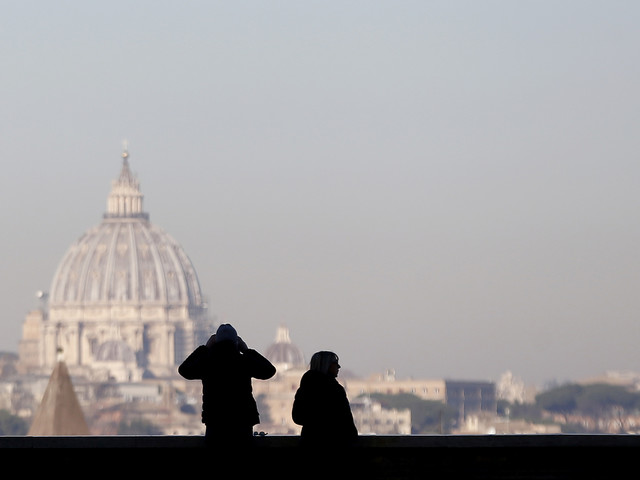 Smog Roma: superati i limiti di PM10 in 9 centraline su 13