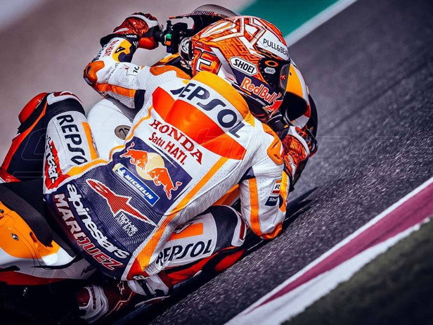 Test privati, Honda in pista ad Jerez