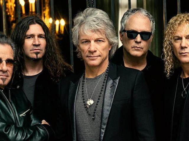 Bon Jovi: da domani 10 giugno nei cinema il film concerto
