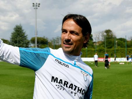 ?Lazio, Inzaghi: «E? stato un anno magico». Col Toro in attacco Cataldi e Immobile