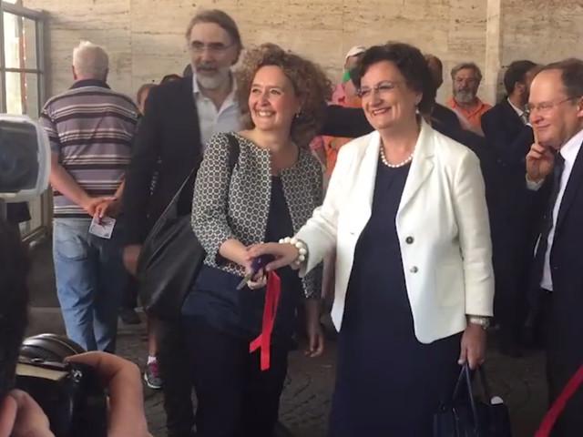 Inaugurato il Polo Sociale di Termini: Roma all'avanguardia per assistenza e accoglienza