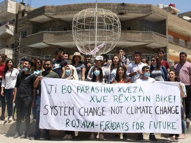 Invasione turca della Siria: lettera aperta di Fridays For Future for Rojava ai giovani del mondo