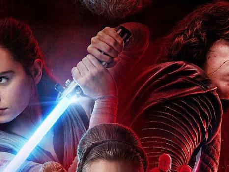 Star Wars – Gli ultimi Jedi, Rey e Kylo Ren combattono a ritmo di hit musicali