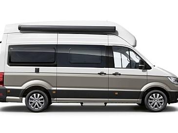 Grand California Volkswagen – per chi vuole viaggiare al top