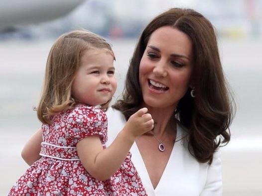 Kate Middleton, la figlia Charlotte ha un nuovo hobby