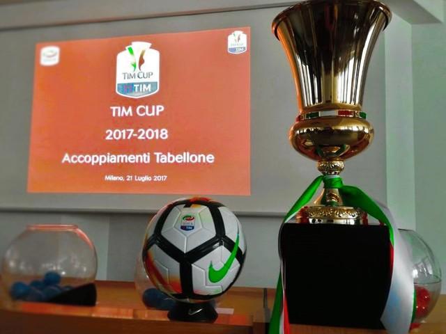 """Tim Cup 2017/2018, date e orari del primo turno: Cosenza – Alessandria si giocherà al """"San Vito-Marulla"""", diretta Raisport"""