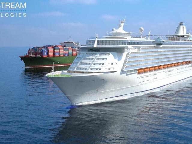 Un tappeto di bolle sotto la chiglia delle navi per risparmiare carburante ed andare veloci (VIDEO)