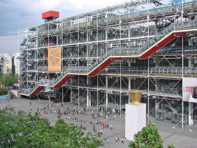 Il Centre Pompidou annuncia l'apertura di una Fabbrica dell'arte nella periferia di Parigi