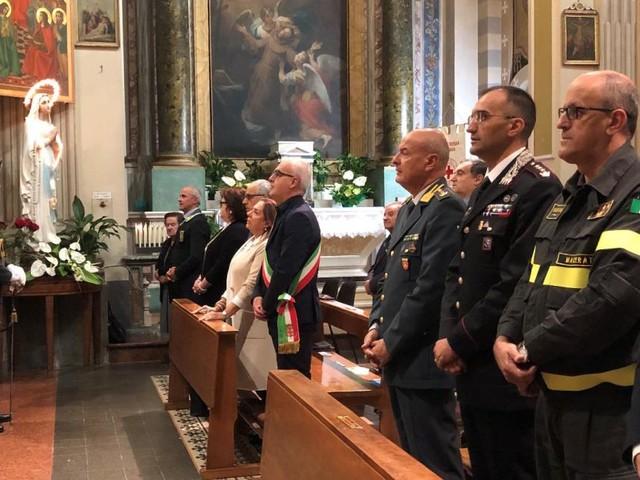 La Guardia di Finanza di Macerata celebra la ricorrenza del Patrono San Matteo