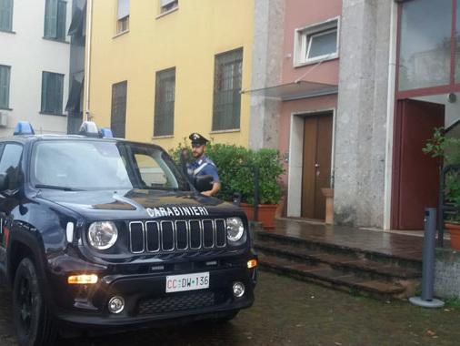 Videosorveglianza a segno, a Viadana fermate dai Carabinieri due coppie di ladri